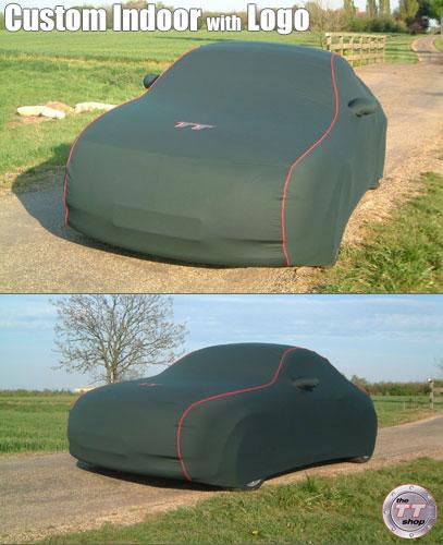 Custom Indoor Car Cover With Logo Mk TT Audi TT Coupe And Audi - Audi tt roadster car cover