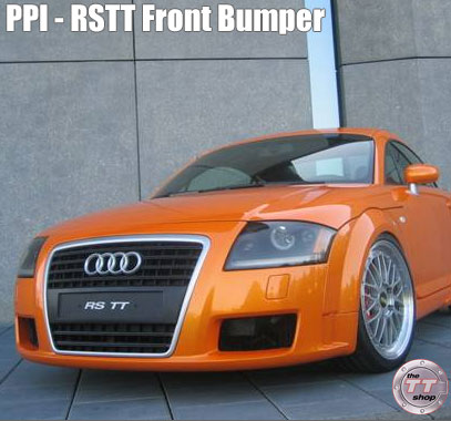 Tts Big Grille Front Bumper With A8 Grill Audi Tt Coupe And Audi