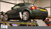 Wheel Alignment - Frequently Asked Questions